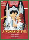 Action Adventure Thrillers WOMAN OF EVIL, A