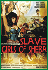 Action Adventure Thrillers SLAVE GIRLS OF SHEBA