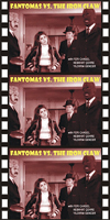 Action Adventure Thrillers FANTOMAS VS. THE IRON CLAW