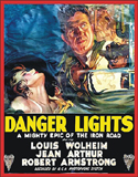 Action Adventure Thrillers DANGER LIGHTS