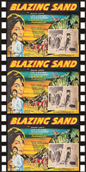 Action Adventure Thrillers BLAZING SAND