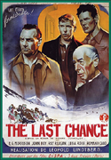 Action Adventure Thrillers LAST CHANCE, THE