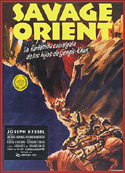 Action Adventure Thrillers SAVAGE ORIENT