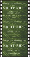 Action Adventure Thrillers NIGHT RIDE* (1937)