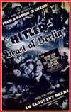 Action Adventure Thrillers HITLER, BEAST OF BERLIN*
