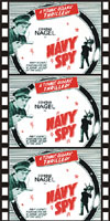 Action Adventure Thrillers NAVY SPY*
