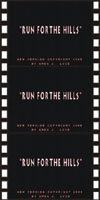 Action Adventure Thrillers RUN FOR THE HILLS*