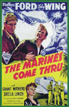 Action Adventure Thrillers MARINES COME THROUGH, THE