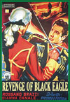 Action Adventure Thrillers REVENGE OF BLACK EAGLE