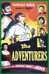 Action Adventure Thrillers ADVENTURERS, THE