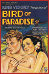 Action Adventure Thrillers BIRD OF PARADISE