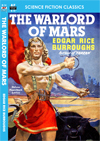 Armchair Fiction WARLORD OF MARS, THE