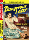 Armchair Fiction DANGEROUS LADY & ONE HOUR LATE