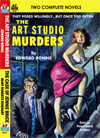 Armchair Fiction ART STUDIO MURDERS, THE, & THE CASE OF JENNIE BRICE