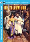 Armchair Fiction YELLOW GOD, THE