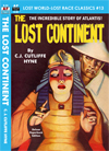 Armchair Fiction LOST CONTINENT, THE