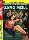 Armchair Fiction GANG MOLL & TIP YOUR HAT TO DEATH