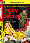 Armchair Fiction FURY ON SUNDAY & THE AGONY COLUMN