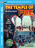 Armchair Fiction TEMPLE OF FIRE, THE, Illustrated Edition