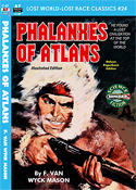 Armchair Fiction PHALANXES OF ATLANS, Illustrated Edition