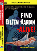 Armchair Fiction FIND EILEEN HARDIN—ALIVE! & MURDER ON THE MAKE