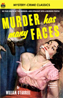 Armchair Fiction MURDER HAS MANY FACES