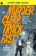 Armchair Fiction MURDER CLEAR, TRACK FAST