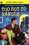 Armchair Fiction TOO HOT TO HANDLE