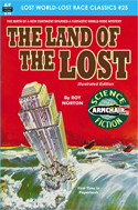 Armchair Fiction LAND OF THE LOST, THE, Illustrated Edition