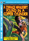 Armchair Fiction A STRANGE MANUSCRIPT FOUND IN A COPPER CYLINDER (Special Edition Illustrated by Gilbert Gaul)