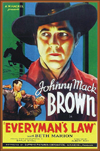 Westerns B WESTERN COLLECTIONS, JOHNNY MACK BROWN, Vol. 1