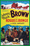 Westerns B WESTERN COLLECTIONS, JOHNNY MACK BROWN, Vol. 2