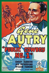 Westerns B WESTERN COLLECTIONS, GENE AUTRY, Vol. 1