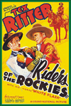 Westerns B WESTERN COLLECTIONS, TEX RITTER, Vol. 2