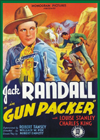 Westerns B WESTERN COLLECTIONS, JACK RANDALL, Vol. 1