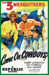 Westerns B WESTERN COLLECTIONS, THE THREE MESQUITEERS, Vol. 2