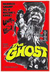 Horror GHOST, THE, Anamorphic Widescreen Edition