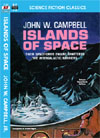 Armchair Fiction ISLANDS OF SPACE