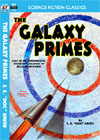 Armchair Fiction GALAXY PRIMES, THE
