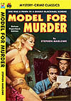 Armchair Fiction MODEL FOR MURDER