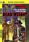 Armchair Fiction DEAD WEIGHT