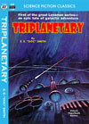 Armchair Fiction TRIPLANETARY
