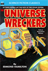 Armchair Fiction UNIVERSE WRECKERS, THE
