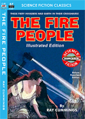 Armchair Fiction FIRE PEOPLE, THE, Illustrated Edition