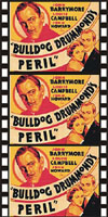 Mystery BULLDOG DRUMMOND'S PERIL*