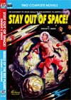 Armchair Fiction STAY OUT OF SPACE/ REBELS OF THE RED PLANET