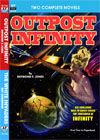 Armchair Fiction OUTPOST INFINITY/ THE WHITE INVADERS
