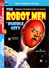 Armchair Fiction ROBOT MEN OF BUBBLE CITY