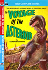 Armchair Fiction VOYAGE OF THE ASTEROID/ REVOLT OF THE OUTWORLDS