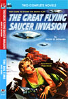 Armchair Fiction THE GREAT FLYING SAUCER INVASION/ THE BIG TIME